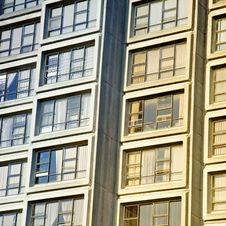 Free City Apartment Flats Stock Photo - 19687700