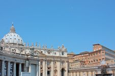 Free St. Peter S Basilica Stock Photography - 19687902