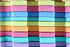 Free Colorful Foam Stock Images - 19688224