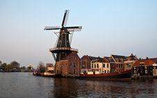 Free Windmills . Royalty Free Stock Photo - 19688585