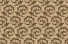 Free Seamless Pattern Royalty Free Stock Images - 19689279