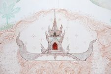 Free Thai Style Painting Art Stock Photography - 19689332