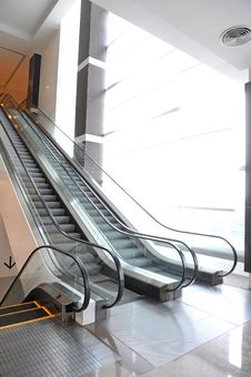 Free Business Escalator Stock Photos - 19689423