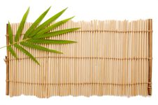 Free Bamboo Background Royalty Free Stock Photo - 19689995