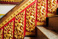 Free Traditional Thai Style At The Temple Royalty Free Stock Photography - 19698547
