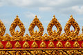 Free Traditional Thai Style At The Temple Stock Photos - 19698683