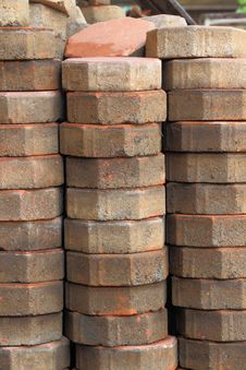 Free Cement Block Royalty Free Stock Image - 19690536