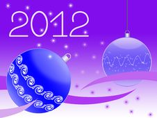 Free New Year S Greeting Card Stock Photography - 19691052