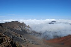 Free Volcano Crater Stock Image - 19691651