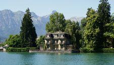Free Lake Thun Royalty Free Stock Images - 19691779