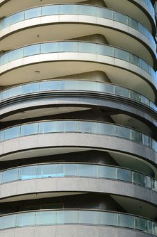Free Arc Balconies Stock Image - 19692971