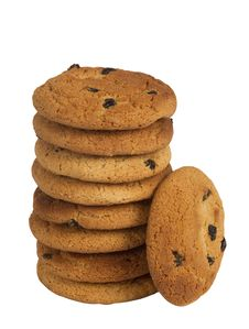 Free Cookie Tower Royalty Free Stock Photography - 19693227