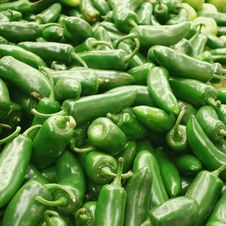 Free Chili Peppers Royalty Free Stock Photography - 19693807