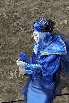 Free Venetian Carnival Mask Royalty Free Stock Photo - 19693915