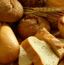 Free Assorted Bread Royalty Free Stock Photo - 19694375