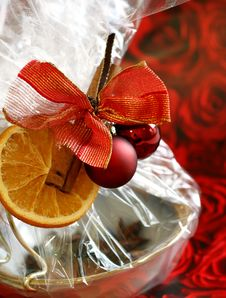 Free Christmas Gifts Royalty Free Stock Photo - 19694395