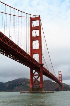 Free Golden Gate Stock Images - 19694774