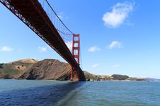 Free Golden Gate Stock Photos - 19694843