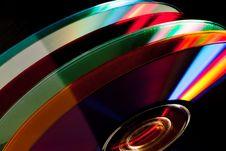 Free CDs Stock Photos - 19695573