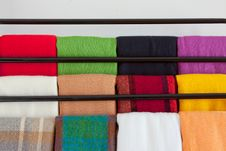 Free Scarves Stock Images - 19695594