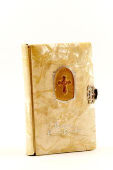 Free Book Of Catholic Communion Royalty Free Stock Image - 19696076