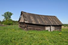 Free Old Country Barn Royalty Free Stock Images - 19696119