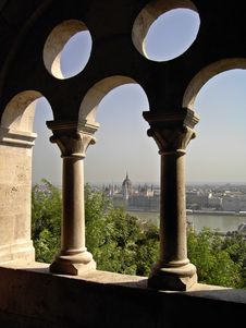 Free Fisherman S Bastion Budapest Royalty Free Stock Images - 19696599