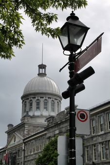 Bonsecours Stock Images
