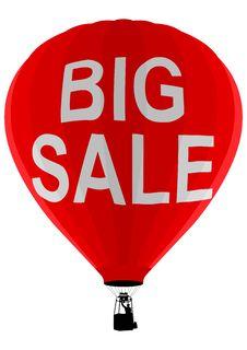 Free Air Balloon Stock Photo - 19697310
