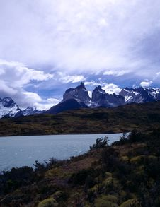 Free Torres Del Paine In Patagonia, Argentina Royalty Free Stock Photos - 19698378