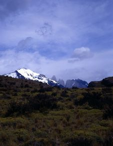 Free Torres Del Paine In Patagonia, Argentina Stock Photography - 19698382