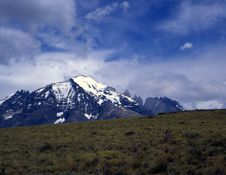 Free Torres Del Paine In Patagonia, Argentina Royalty Free Stock Photos - 19698418