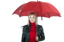 Free Under The Rain Royalty Free Stock Images - 19699039