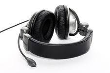 Free Headphones Royalty Free Stock Images - 19699079