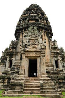 Free Phimai Stone Castle, Thailand Stock Images - 19699564