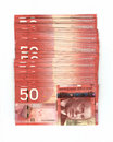 Free Canadian Fifty Dollar Bills Stock Images - 1975874
