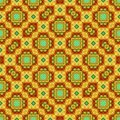 Free Seamless Flower Repeat Pattern (6) Royalty Free Stock Photography - 1977367