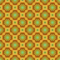 Free Seamless Flower Repeat Pattern (4) Stock Photography - 1977392