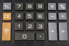 Free Calculator Stock Photography - 1970002