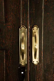 Free Ancient Door Stock Photo - 1970070