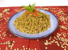 Free Lentil Dish Stock Images - 1970424