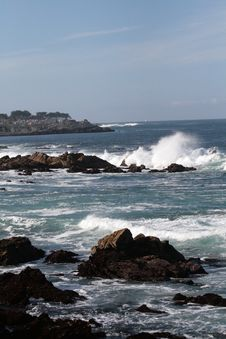Free Monterey Bay Royalty Free Stock Photography - 1970957