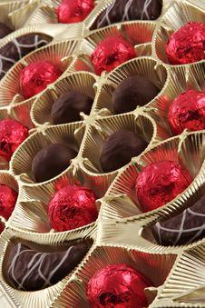 Free Chocolate Allsorts Royalty Free Stock Photo - 1972435