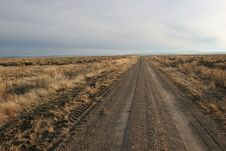 Free Gravel Road Stock Photography - 1973282