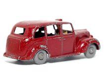 Free Old Toy Car Austin Metropolitan Taxi 3 Stock Photos - 1973513