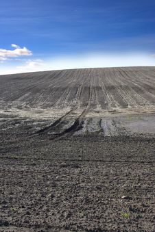 Free Dirt Fields Stock Image - 1973631