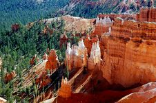 Free Hoodoos At Bryce Canyon Stock Photo - 1973970