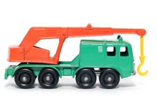 Free Old Toy Car 8 Wheel Crane 3 Royalty Free Stock Photos - 1974088