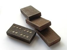 Free Dominoes Royalty Free Stock Photography - 1974877