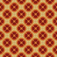 Flower Seamless Pattern Royalty Free Stock Photo